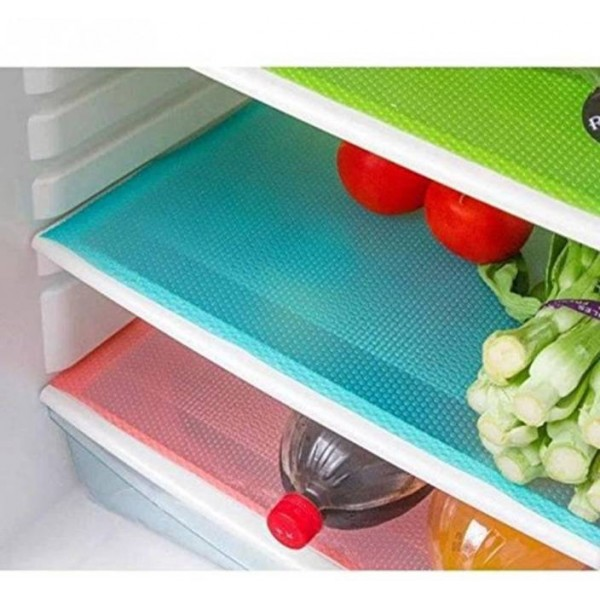 Kuber Industries Refrigerator Cover  (Multi)