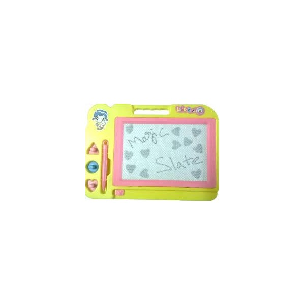 tanvi27 Magic Learning Slate  (Multicolor)