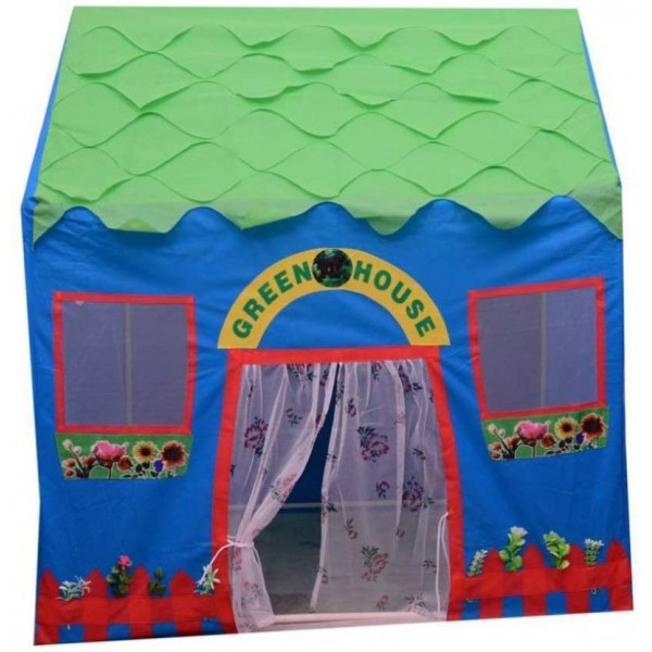 S.R BROTHERS Play Tent House (Multicolor)