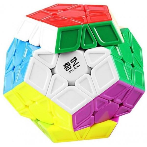 Adichai QiYi Megaminx Super New Cube  (1 Pieces)
