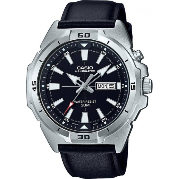Casio A1376 Enticer Men's Watch - For Men