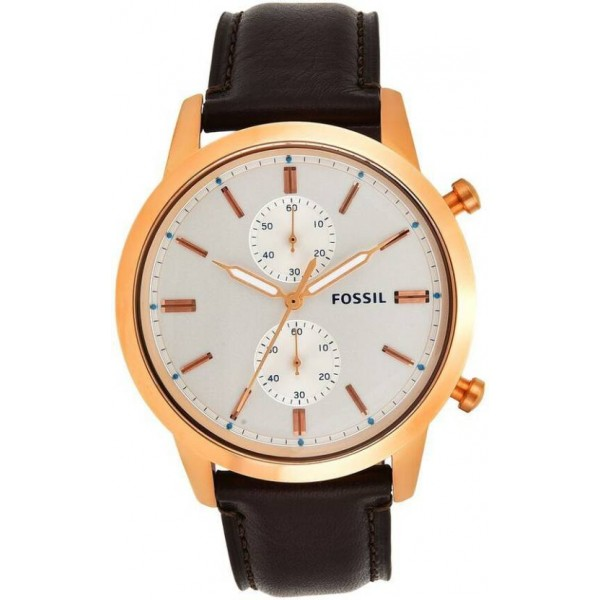 Fossil FS5468 44Mm Townsman Watch - For Men