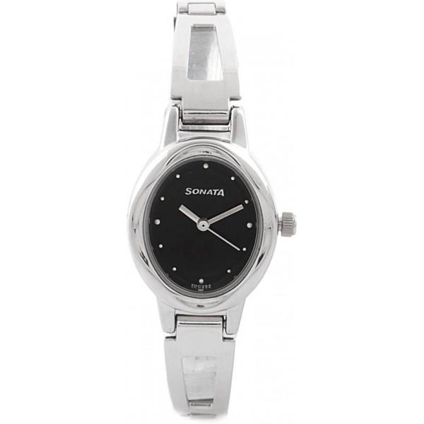 Sonata 8085SM01C Watch - For Women