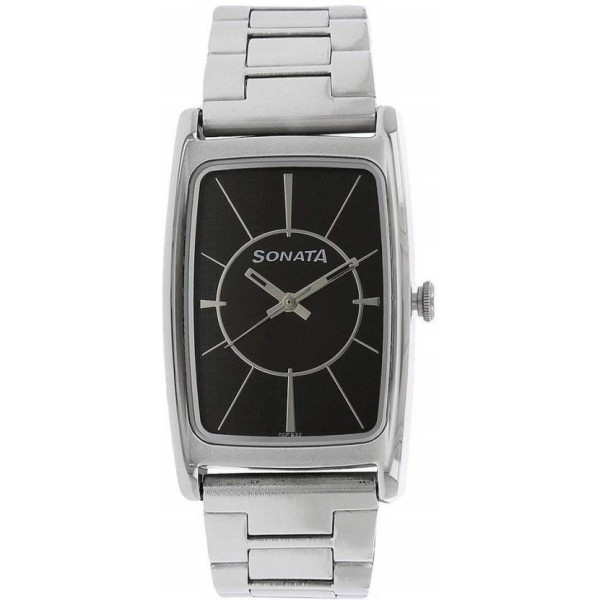 Sonata 7122SM01 Watch - For Men