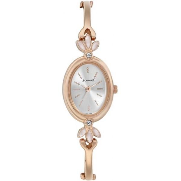 Sonata 8091wm01 Watch - For Women