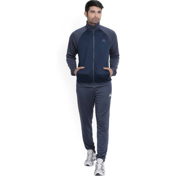 ADIDAS NEO Solid Men's Track Suit