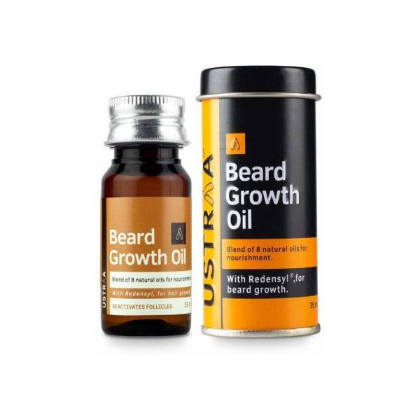 USTRAA Beard Growth Oil - 35ml