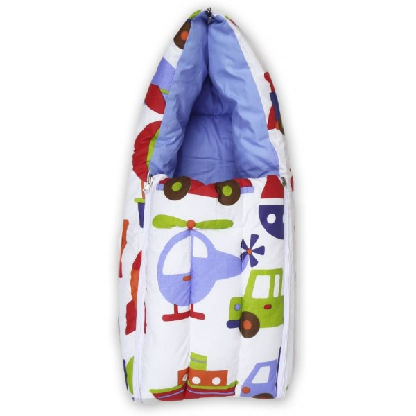 Miss & Chief Baby Transportation Multicolor Sleeping Bag  (Multicolor)