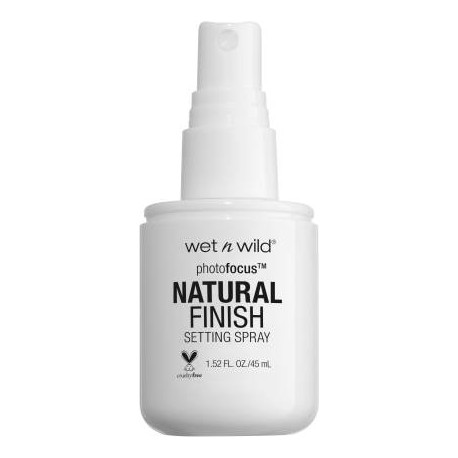 Wet n Wild Photo Focus Setting Spray - Primer - 45 ml  (Seal The Deal)