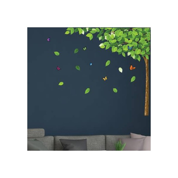 ASIAN PAINTS Medium Decal  (Pack of 1)