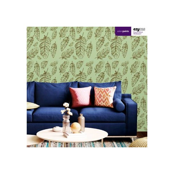 ASIAN PAINTS Large Wallpaper  (Pack of 1)