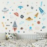 ASIAN PAINTS Extra Large Wall Sticker  (Pack of 1)
