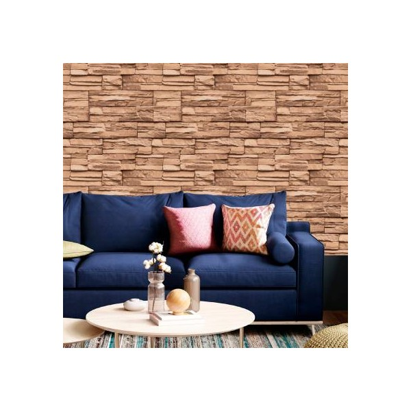 ASIAN PAINTS Large EzyCR8 P&S Stone Wall  (Pack of 1)
