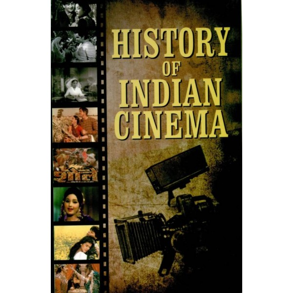 History of Indian Cinema PB  (English, Paperback, Saran R)