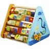 Montez 5 Side Learn Shelf Math Calculation Toys Baby Kids Educations Learning Intelligence Clock