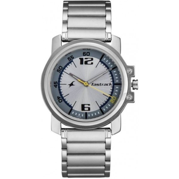 Fastrack NE3039SM05 Upgrades Watch - For Men