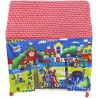 Krishna Kids Toys Kids LED Light Play Tent House with Movable Wheels  (Multicolor)