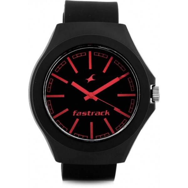 Fastrack NG38004PP06CJ Tees Watch - For Men & Women