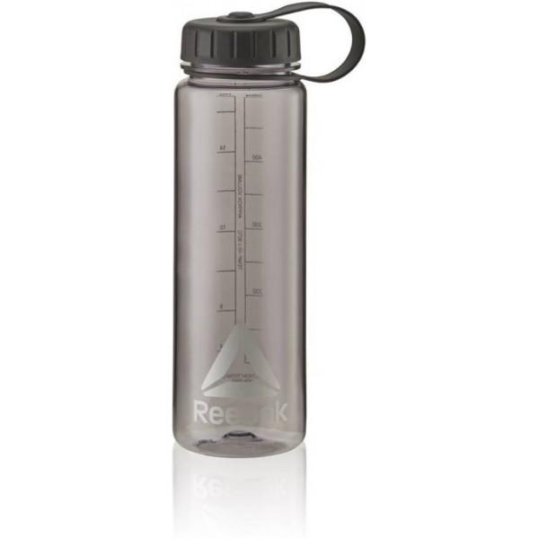 REEBOK Wide Mouth Tritan Water Bottle 500 Bottle  (Pack of 1, Black)