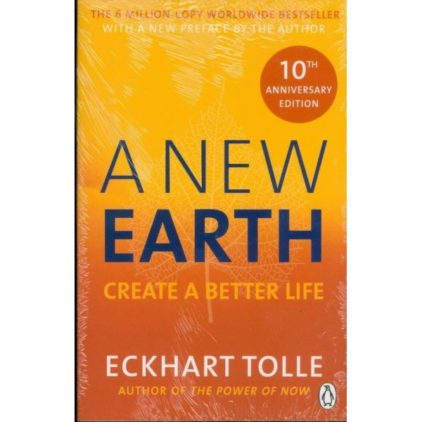 A New Earth  (English, Paperback, Eckhart Tolle)