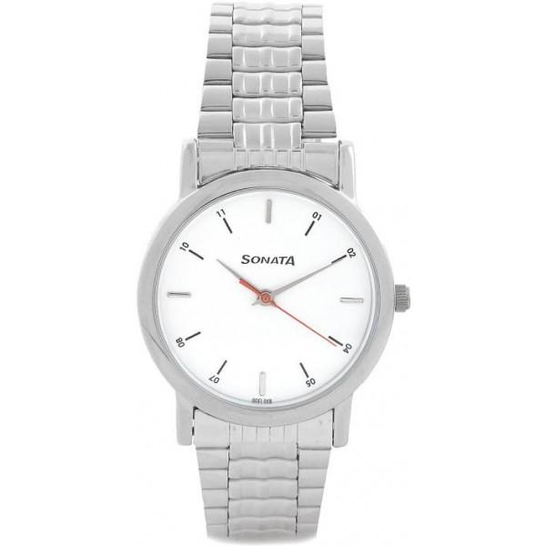 Sonata NH7987SM03CJ Watch - For Men