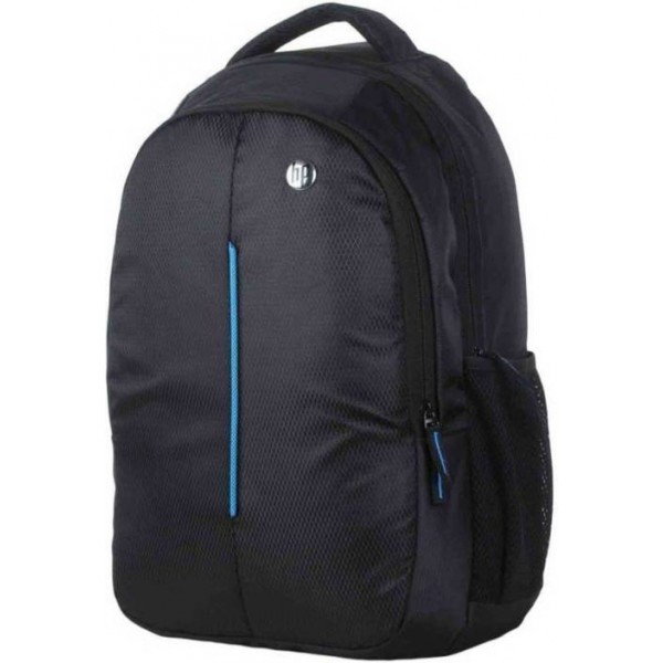 HP HP0008 20 L Laptop Backpack  (Black)