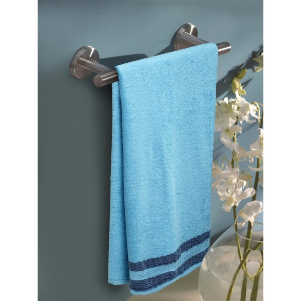 Trident Blue 450 GSM Towel