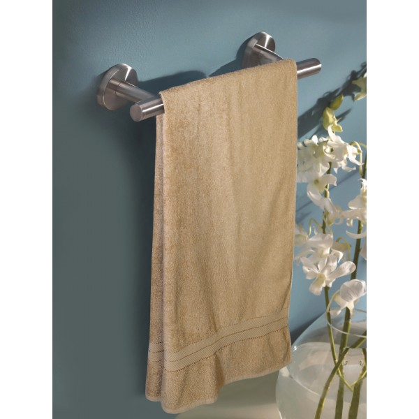 Portico New York Beige 380 GSM Cotton Bath Towel