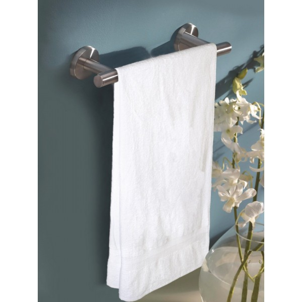 Portico New York Unisex White 380 GSM Cotton Bath Towel