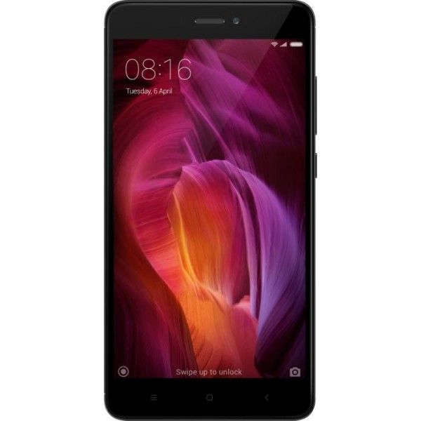 Redmi Note 4 (Dark Grey, 64 GB)  (4 GB RAM)