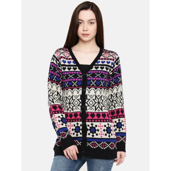 Jealous 21 Women's Button Cardigan