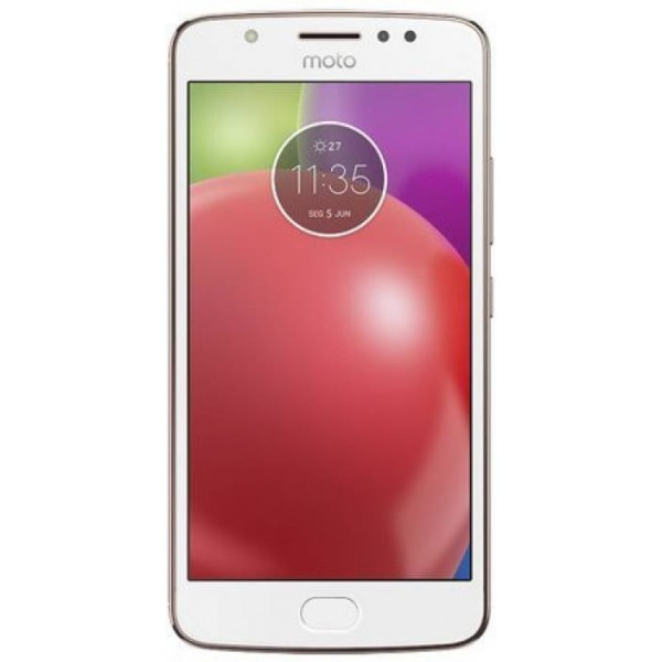 Moto E 4th Gen (Blush Gold with White TP, 16 GB)  (2 GB RAM)