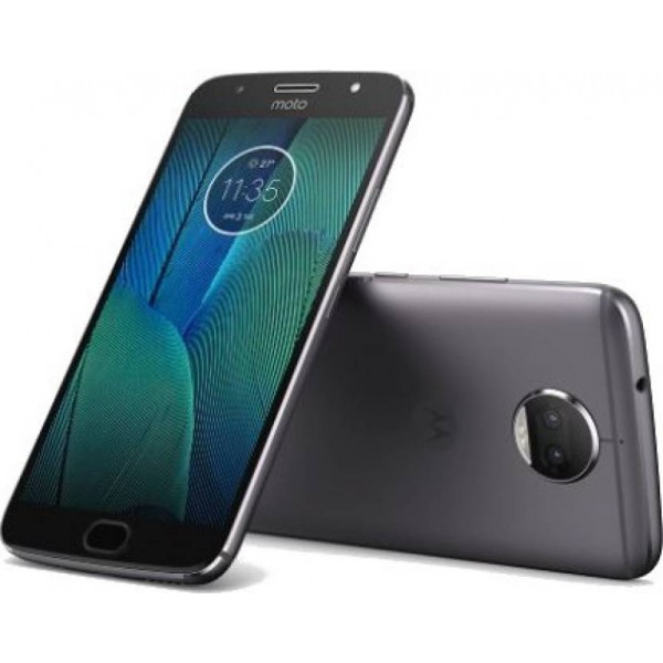 Moto G5s Plus (Lunar Grey, 64 GB)  (4 GB RAM)