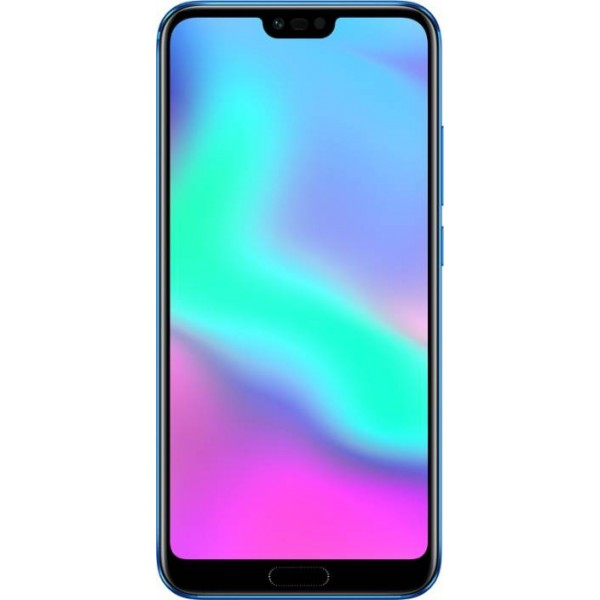 Honor 10 (Phantom Blue, 128 GB)  (6 GB RAM)