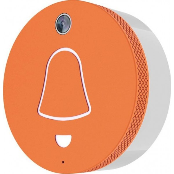 DesireDesire AC-00073-CD-Orange Smart Door Lock