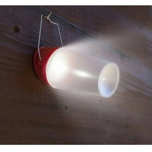D.Light S20 Emergency Light  (Orange)