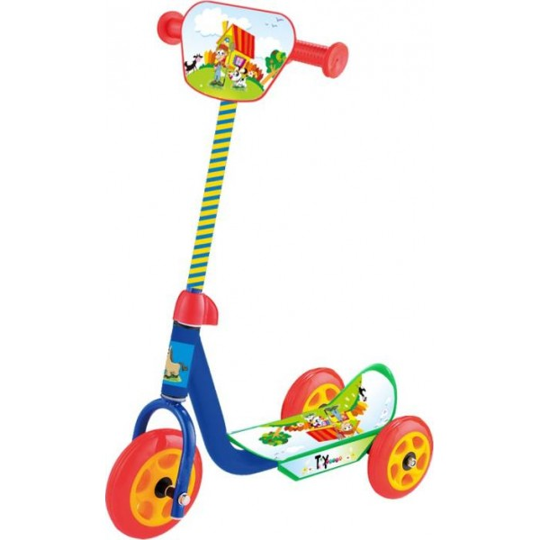 Toy House Lil' Scooter for Preschool kids  (Green)