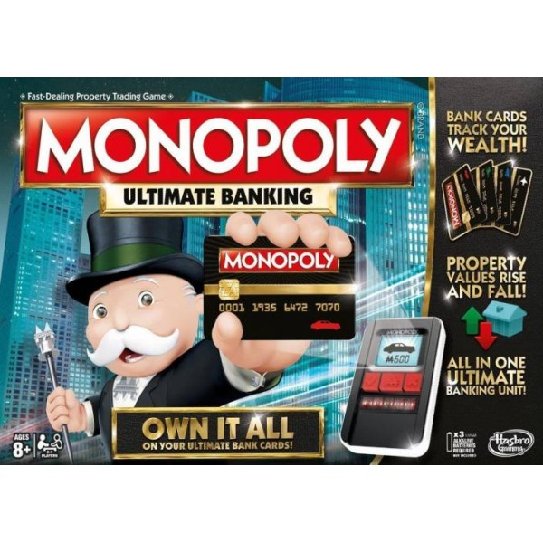 Funskool Monopoly Ultimate Banking Board Game Board Game