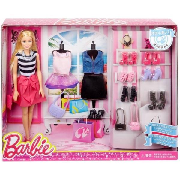 Barbie Barbie Fashions and Accessories, Multi Color  (Multicolor)