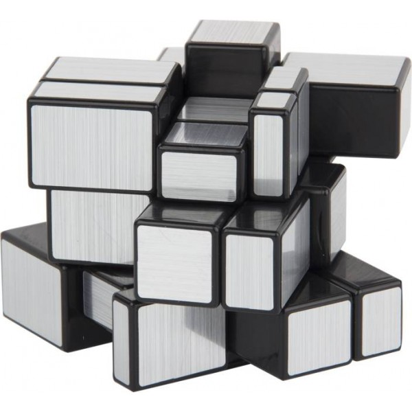 Imported ShengShow Silver Mirror Rubik Magic Cube  (1 Pieces)
