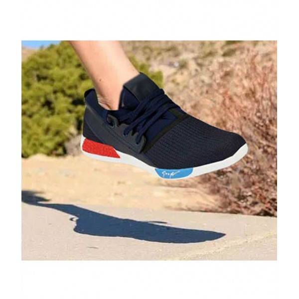 Nickolas casual shoes Outdoor Blue Casual Shoes