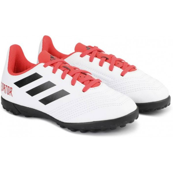 ADIDAS Boys Lace Football Shoes  (Multicolor)