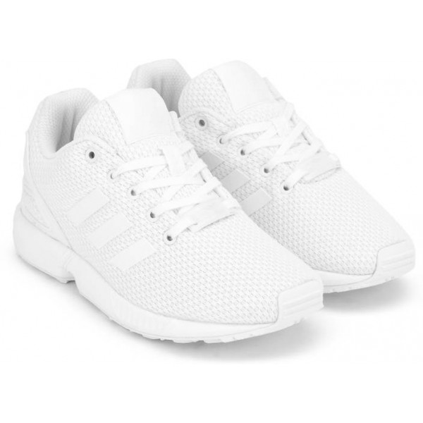 ADIDAS ORIGINALS Boys & Girls Lace Running Shoes  (White)