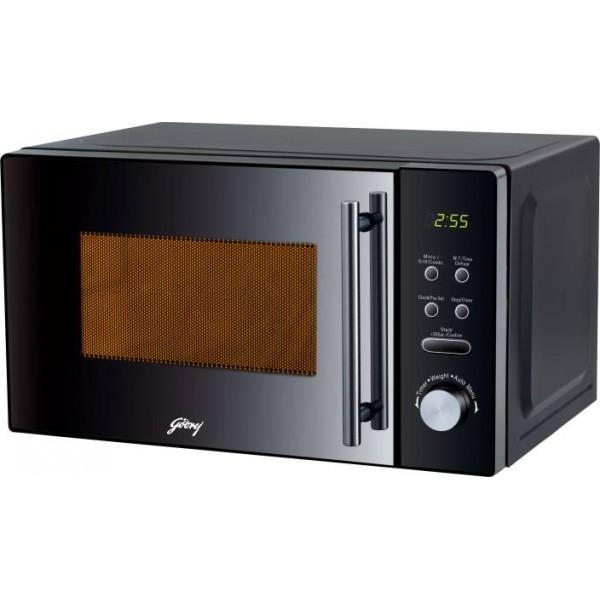 Godrej 20 L Grill Microwave Oven  (GMX 20GA8 MLM, Mirror)