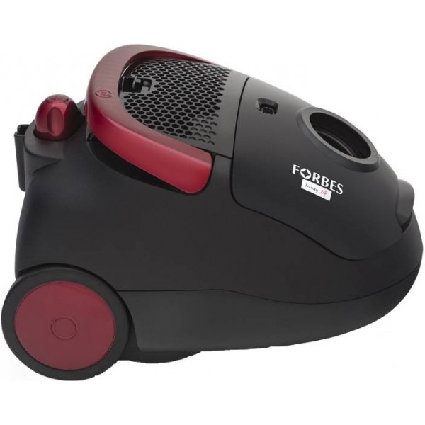 Eureka Forbes Trendy Zip Dry Vacuum Cleaner  (Red & Black)