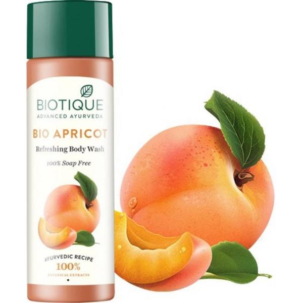 Biotique Bio Apricot Body Wash  (190 ml)
