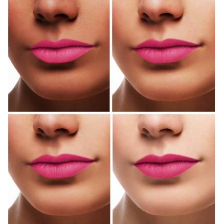 Lakme Absolute Lip Pout Matte Lip Color  (Pink Fantasy)