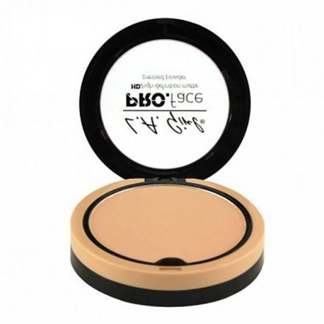 L.A. Girl HD PRO FACE PRESSED POWDER Compact  (NUDE BEIGE)
