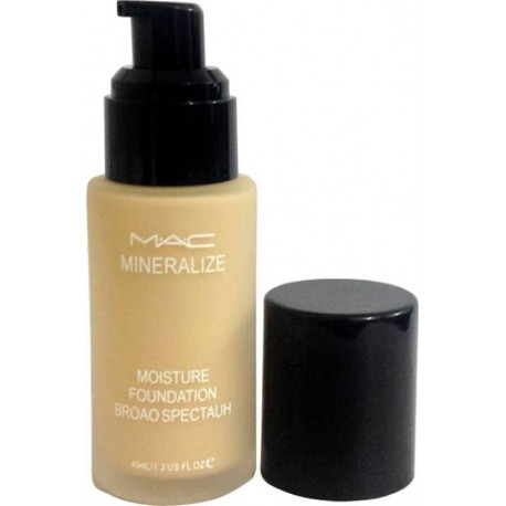Imported Mac Mineralize Moisture Foundation  (Beige)