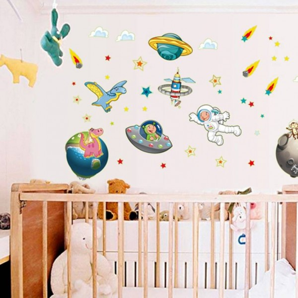 Cortina Extra Large Wall Sticker Sticker  (Pack of 1)